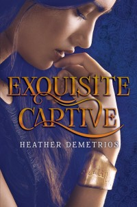 Book Cover of Exquiste Captive by Heather Demetrios