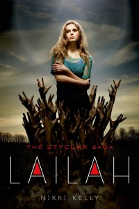 Book Cover of Lailah by Nikki Kelly