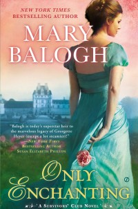 Book Cover of Only Enchanting by Mary Balogh