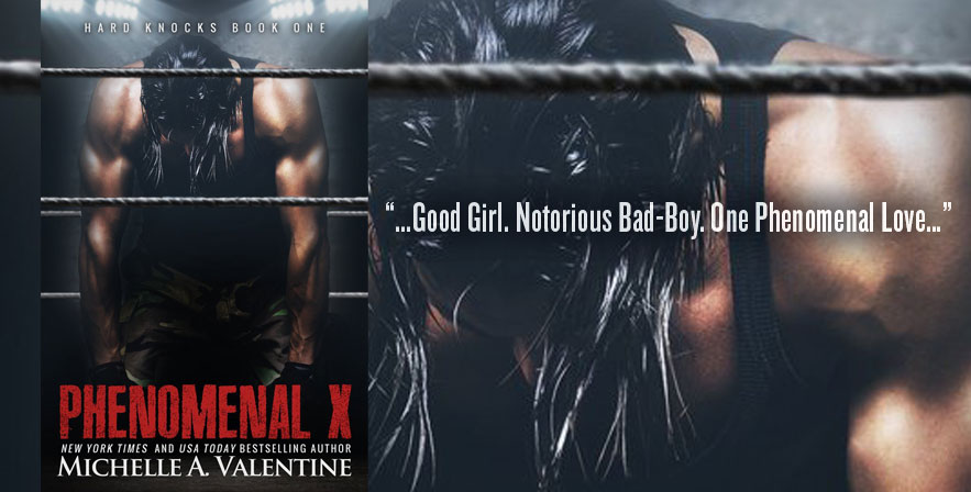 Review: Phenomenal X by Michelle A. Valentine