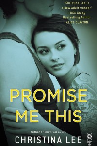 Book Cover for Promise Me This by Christina Lee