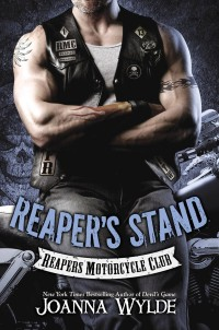 Book Cover of Reaper's Stand by Joanna Wylde