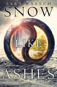 Book Cover of Snow Like Ashes by Sara Raasch