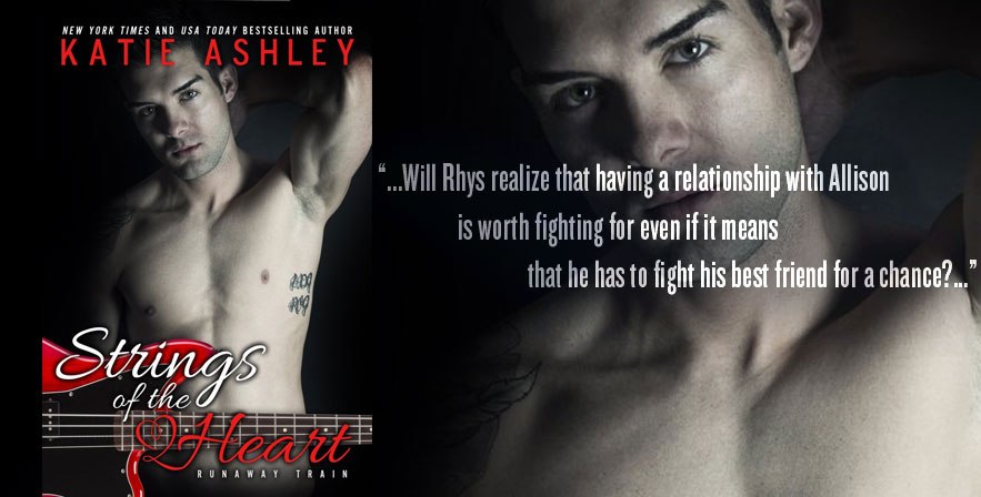 Review: Strings of the Heart by Katie Ashley