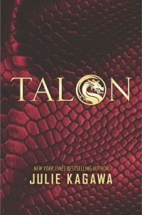 Book Cover of Talon by Julie Kagawa