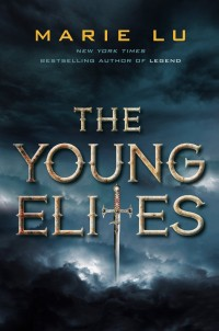 Book Cover of The Young Elites by Marie Lu