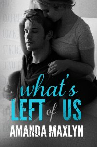 What's Left of Us by Amanda Maxlyn