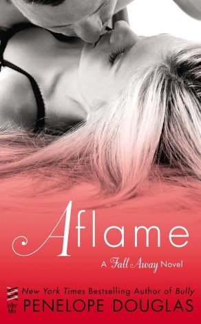 Aflame by Penelope Douglas Cover