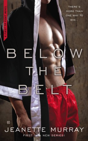 Below the Belt by Jeanette Murray Cover