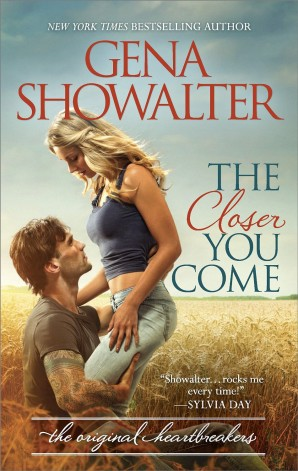 The Closer You Come by Gena Showalter Cover