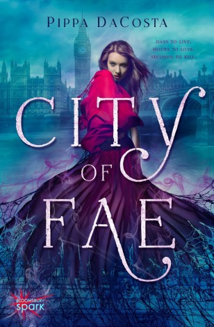 City of Fae by Pippa DaCosta Cover