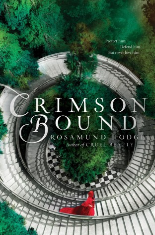 Crimson Bound by Rosamund Hodge Cover