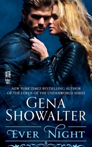 Ever Night by Gena Showalter Cover