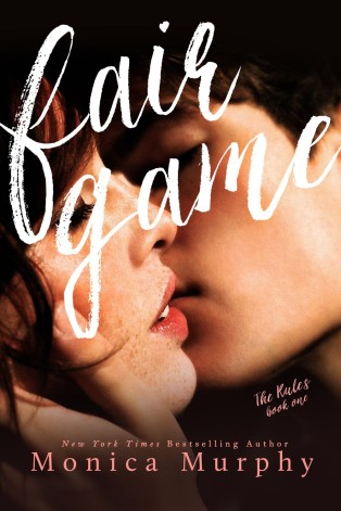 Fair Game by Monica Murphy Cover