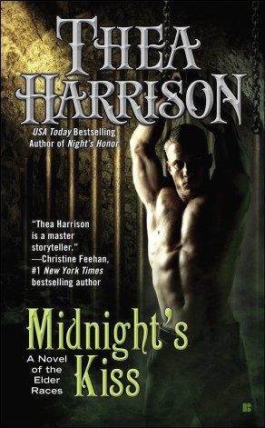 Midnight's Kiss by Thea Harrison Cover