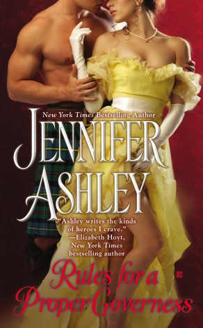 Review: Rules for a Proper Governess by Jennifer Ashley