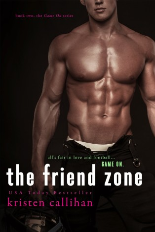 The Friend Zone by Kristen Callihan Cover