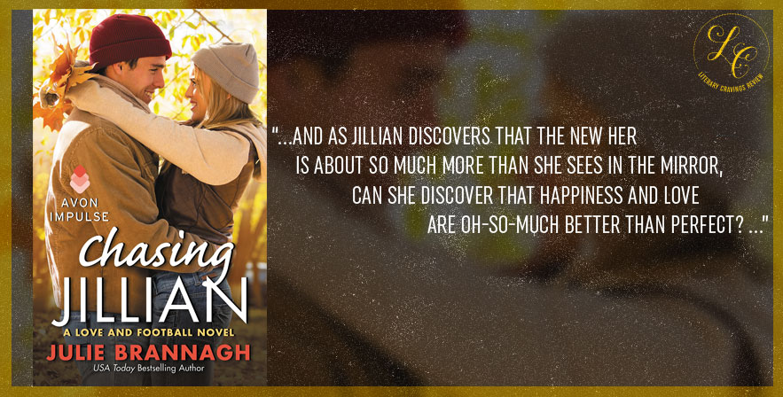 Review: Chasing Jillian by Julie Brannagh