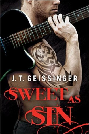 Review: Sweet as Sin by J. T. Geissinger