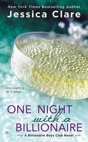 Review: One Night with a Billionaire by Jessica Clare