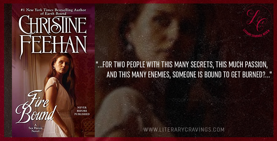 Review: Fire Bound by Christine Feehan