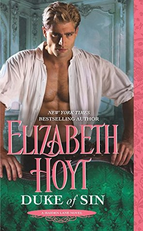 Duke of Sin by Elizabeth Hoyt