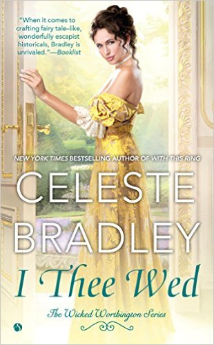 I Thee Wed by Celeste Bradley