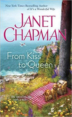Review: From Kiss to Queen by Janet Chapman