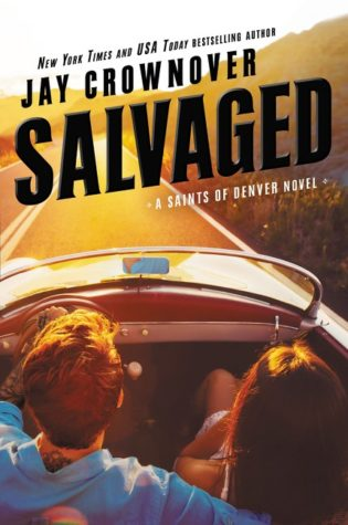 Review: Salvaged by Jay Crownover