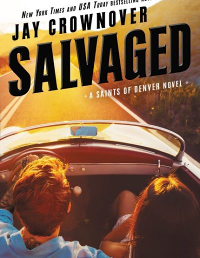 Salvaged by Jay Crownover Book Cover