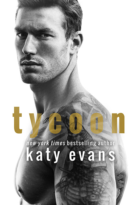 Tycoon by Katy Evans Book Cover
