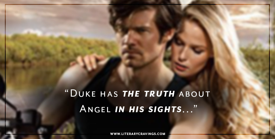 Nauti Angel by Lora Leigh Blog Banner