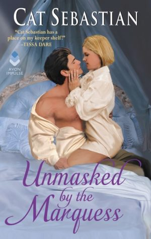 Review: Unmasked by the Marquess by Cat Sebastian