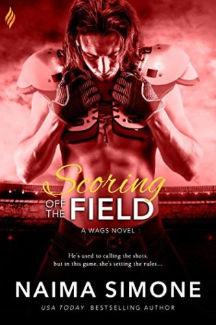 Review: Scoring Off The Field by Naima Simone