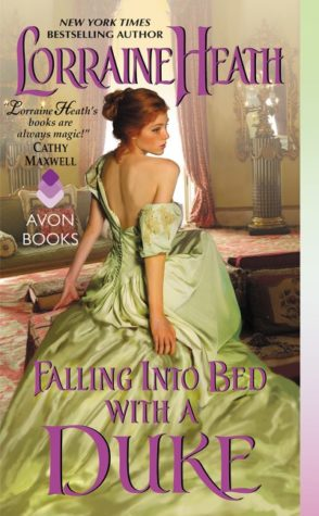 Review: Falling Into Bed With A Duke by Lorraine Heath
