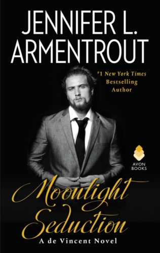 Review: Moonlight Seduction by Jennifer L. Armentrout