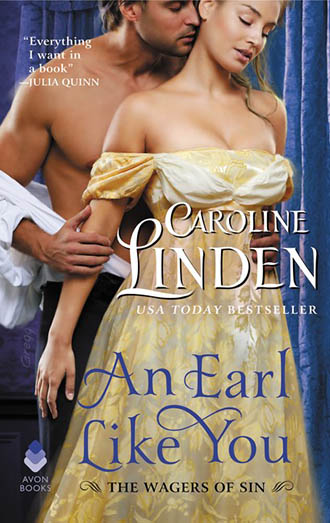 An Earl Like You by Caroline Linden