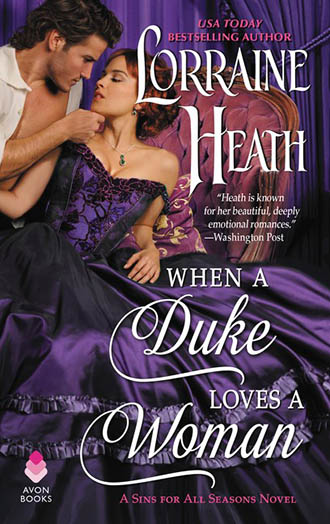 When a Duke loves a Woman by Heath