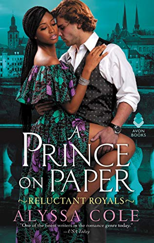 A Prince on Paper by Alyssa Cole