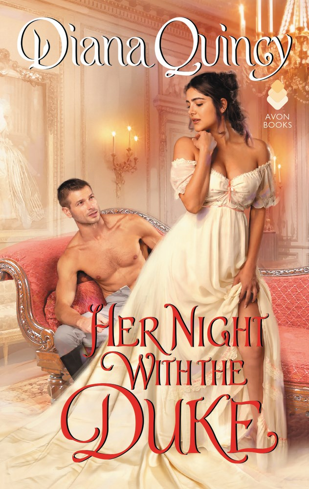 Her Night with the Duke  by Diana Quincy