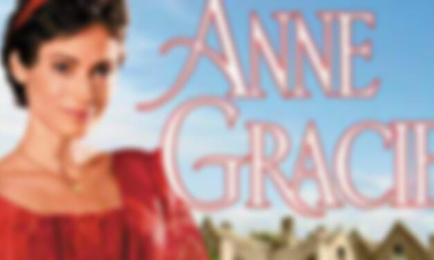 Review: Marry In Scarlet by Anne Gracie